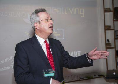 2018 Chairman of West College Scotland Keith McKellar